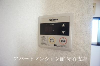 【設備】シティハイツ松前台A