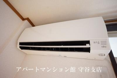 【玄関】シティハイツ松前台A