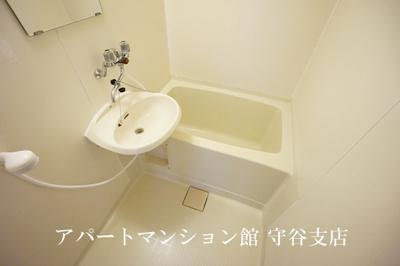 【浴室】シティハイツ松前台A