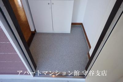 【トイレ】シティハイツ松前台A