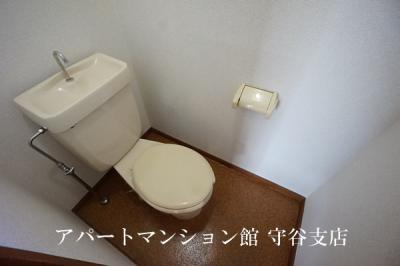 【収納】シティハイツ松前台A