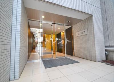 【エントランス】グランハイツ高田馬場
