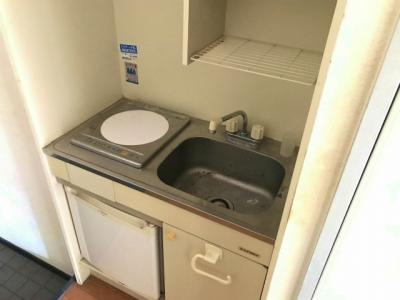 【キッチン】ライオンズプラザオータニ神戸