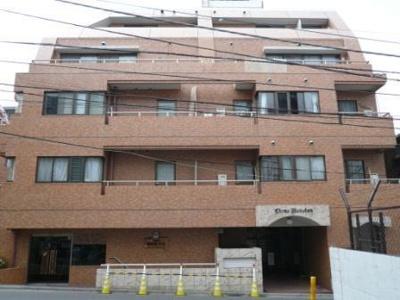 ライオンズマンション渋谷の外観です。