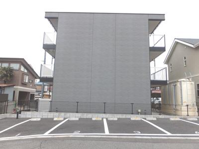 【駐車場】ソネットアルブル