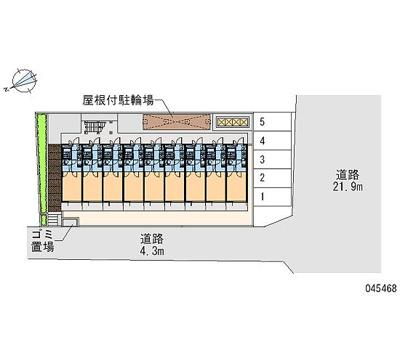 【地図】ソネットアルブル