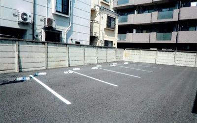 【外観】二見屋工業駐車場