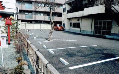 【駐車場】二見屋工業駐車場