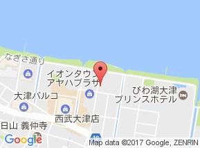 【地図】ヨシノビル