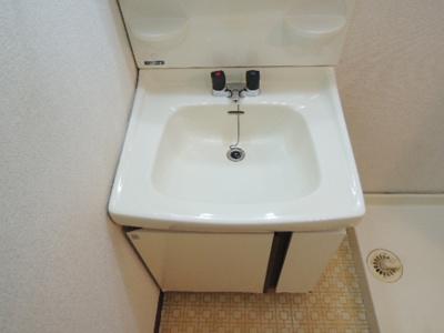【洗面所】ハイツニュープラザ
