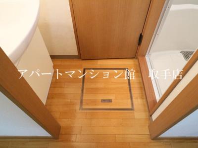 【収納】リバティーハイツ・エビハラ