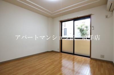 【居間・リビング】リバティーハイツ・エビハラ