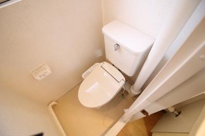 【トイレ】ときわビューハイツ