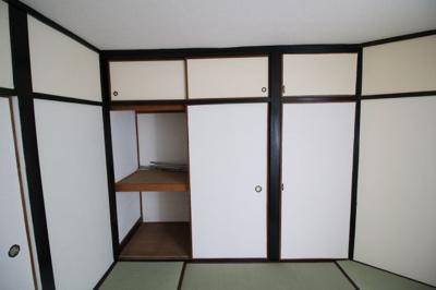 【収納】平和台 貸家