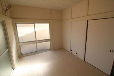 【寝室】平和台 貸家