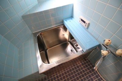 【浴室】平和台 貸家