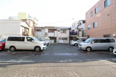 【駐車場】新長田ハイツ