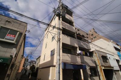 【外観】新長田ハイツ