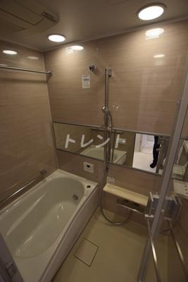【浴室】プレミスト新宿山吹