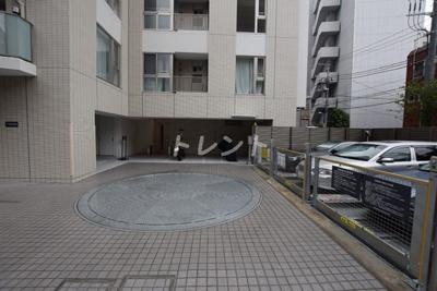 【駐車場】プレミスト新宿山吹