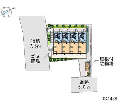 【地図】ジオイド