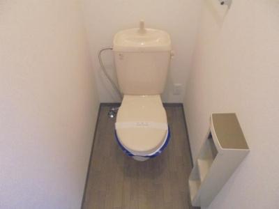 【トイレ】たかあいネスト