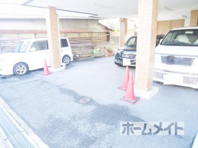 【駐車場】エクセルイズミ