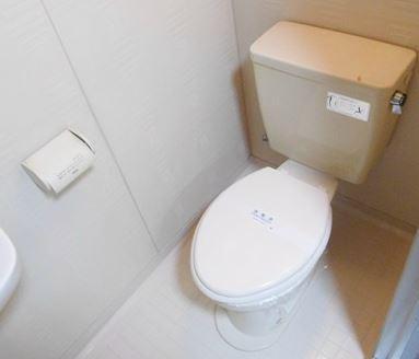 【トイレ】サンビル今里