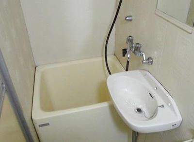 【浴室】サンビル今里