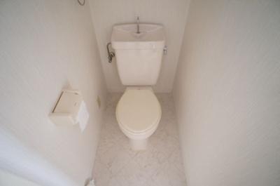 【トイレ】ドミール長原