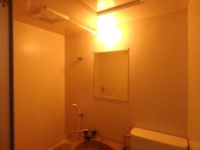 【浴室】インテリジェントマンション・エソール