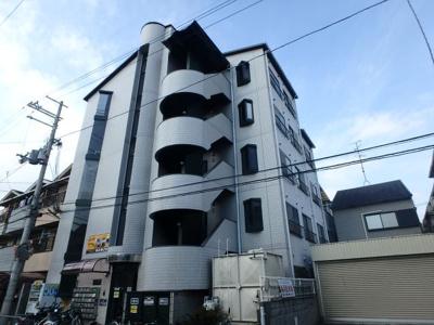 【外観】インテリジェントマンション・エソール