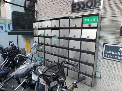 【その他共用部分】インテリジェントマンション・エソール