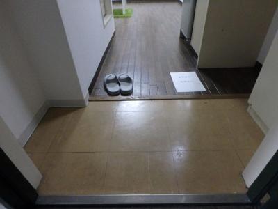 【玄関】インテリジェントマンション・エソール