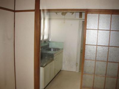 【キッチン】三宮文化