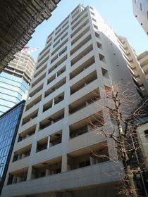 パレスチュディオ渋谷WESTの外観です。