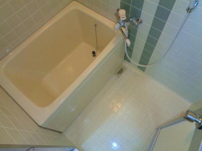 【浴室】リバーヒル南田辺