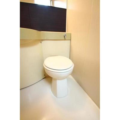 レジデンス検見川のトイレ