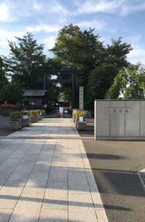 東京都世田谷区若林4丁目新築戸建 2号棟 松陰神社は幕末の教育者であり思想家、吉田松陰先生をお祀りしています。