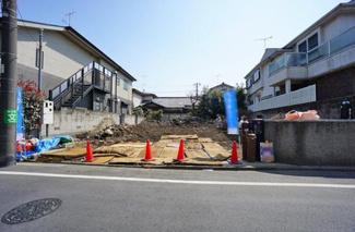 東京都世田谷区羽根木2丁目新築戸建 C号棟 建設中で2017年9月下旬完成予定となっております。