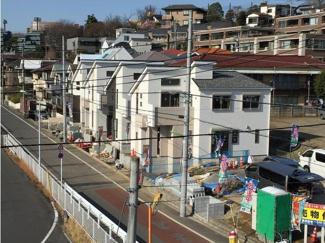 世田谷区岡本3丁目 新築分譲住宅 全4 棟【D号棟】現地