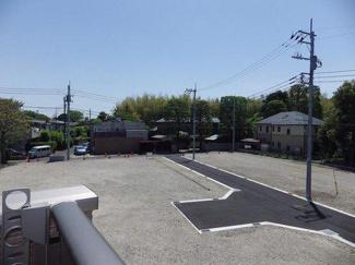 世田谷区喜多見7丁目の新築戸建 現地写真