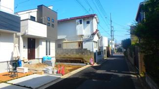 世田谷区桜上水3丁目 新築戸建 外観