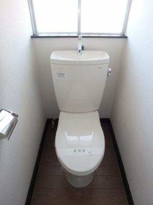 【トイレ】清栄荘