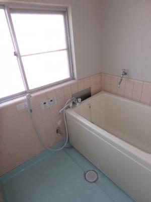 【浴室】清栄荘