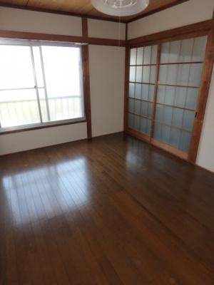 【洋室】清栄荘