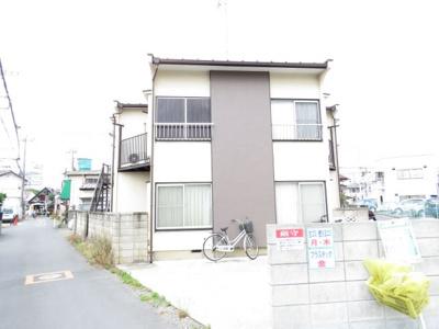 【外観】清栄荘