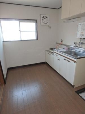 【キッチン】清栄荘