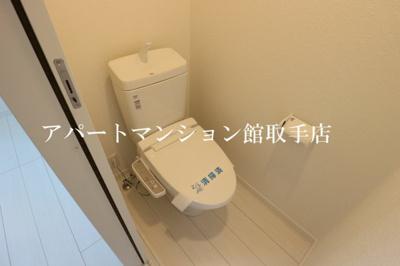 【トイレ】Sunriver取手東