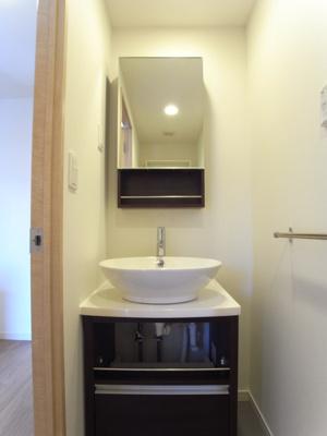 リブリ・ファイブスターの洗面所